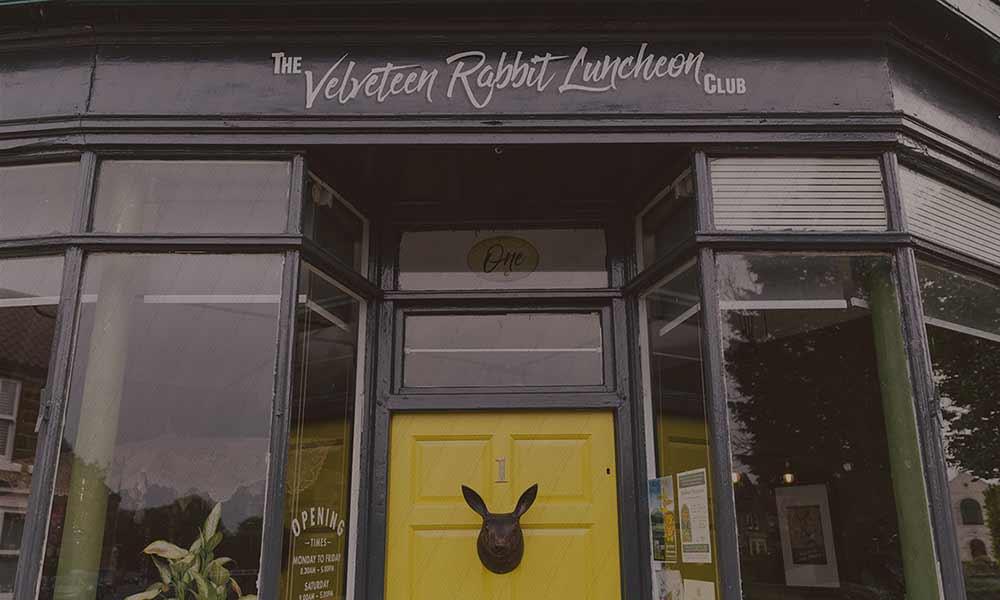 Velveteen Rabbit Luncheon Club - Outside