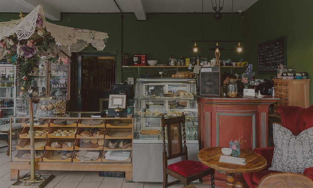 Velveteen Rabbit Luncheon Club - Inside