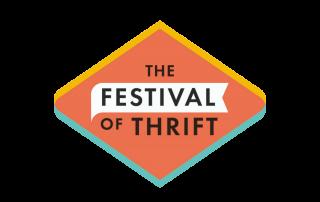 Festival of Thrift Logo