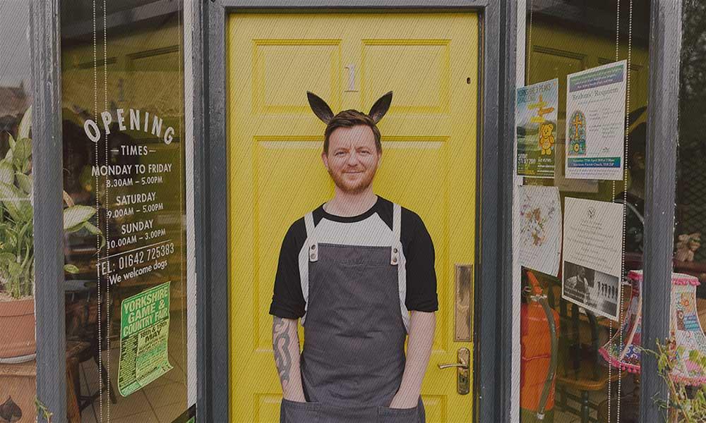 Velveteen Rabbit Luncheon Club - Ian