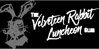 Velveteen Rabbit Luncheon Club - footer logo